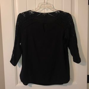 Tops - Express Mid Sleeve Top